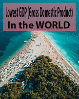 Read more about the article Lowest GDP in the world